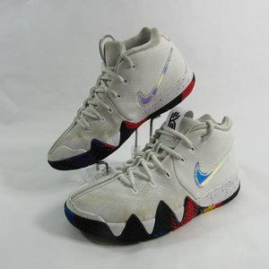 Nike Kyrie 4 Youth Athletic Shoes Colorway